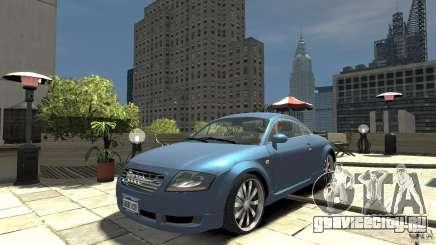 Audi TT 1.8 (8N) для GTA 4