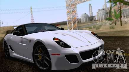 Ferrari 599 GTO 2011 v2.0 для GTA San Andreas
