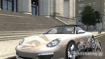 Porsche Boxster S 2010 EPM для GTA 4