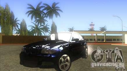BMW 135i (E82) для GTA San Andreas