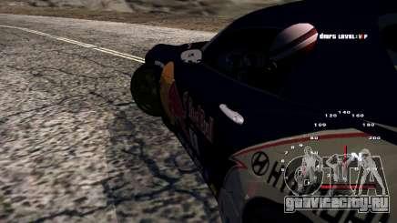 Pontiac Solstice Redbull для GTA San Andreas