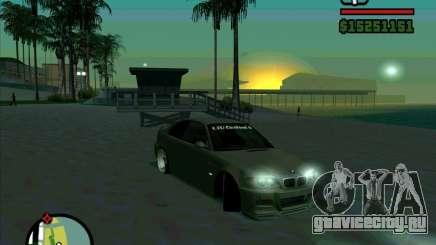 BMW E46 M3 Sport для GTA San Andreas