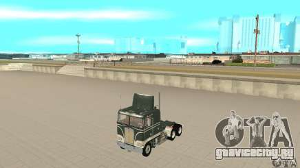 Kenworth K100 USA Standard для GTA San Andreas
