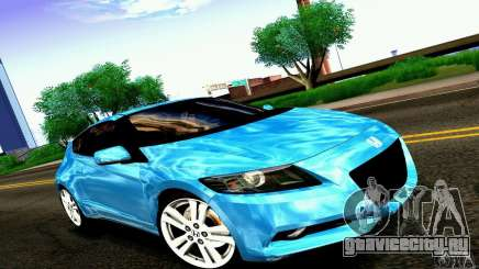 Honda CR-Z 2010 V2.0 для GTA San Andreas