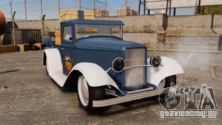 Ford Farmtruck MF 1932 для GTA 4