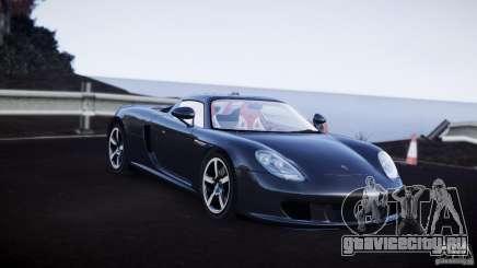 Porsche Carrera GT V1.1 [EPM] для GTA 4