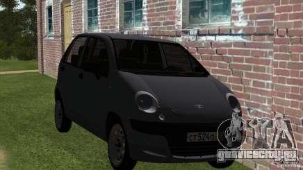 Daewoo Matiz для GTA San Andreas