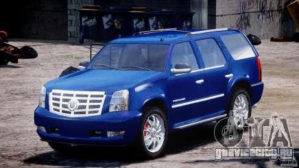 Cadillac Escalade [Beta] для GTA 4