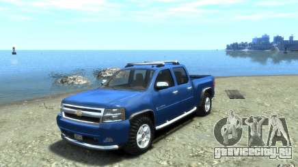 Chevrolet Silverado 2008 для GTA 4