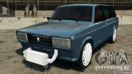 ВАЗ-2104 Tuning для GTA 4