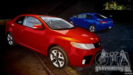 KIA Forte Koup для GTA 4