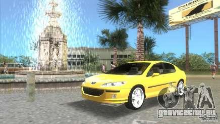 Peugeot 407 для GTA Vice City