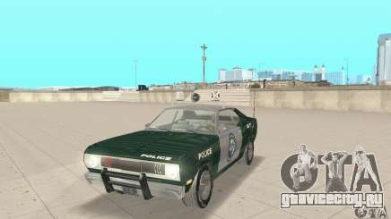 Plymouth Duster 340 Police для GTA San Andreas
