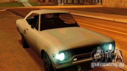 Plymouth Road Runner 426 HEMI 1970 для GTA San Andreas