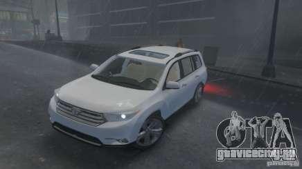 Toyota Highlander 2012 v2.0 для GTA 4