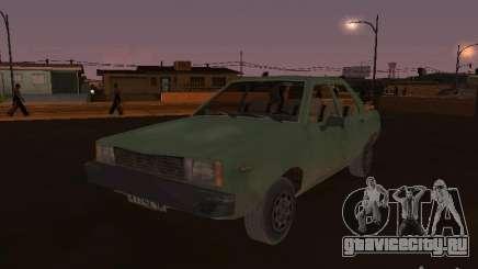 Машина из CoD:MW для GTA San Andreas