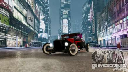 Smith 34 Hot Rod для GTA 4