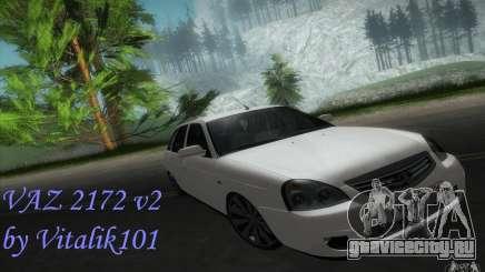 ВАЗ 2172 v2 для GTA San Andreas