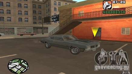 Oldsmobile 442 для GTA San Andreas