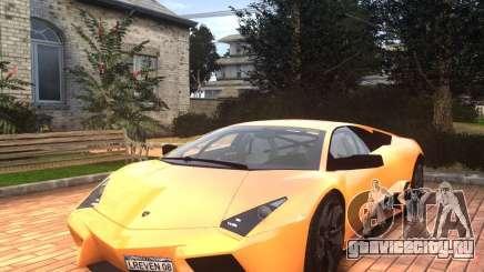 Lamborghini Reventon 2008 для GTA 4