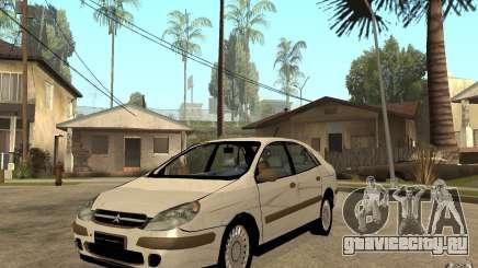 Citroen C5 HDI для GTA San Andreas
