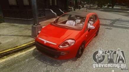 Fiat Punto Evo Sport 2010 для GTA 4