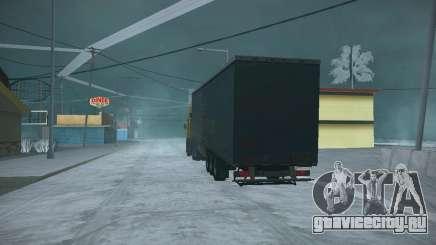 Krone Paperliner DFDS для GTA San Andreas