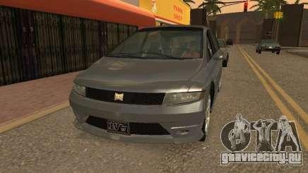 Perennial из ГТА 4 для GTA San Andreas