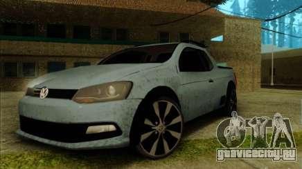 Volkswagen Saveiro 2014 для GTA San Andreas