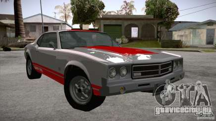 Sabre GT From GTA IV для GTA San Andreas