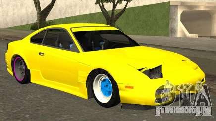 Nissan S330SX Japan SHK style для GTA San Andreas