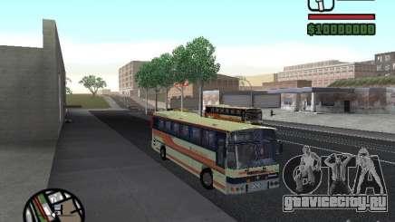 MARCOPOLO III SCANIA 112 для GTA San Andreas