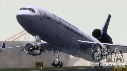 McDonnell Douglas MD-11 Garuda Indonesia для GTA San Andreas