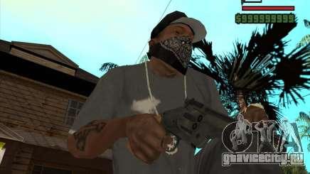 Call of Juarez Bound in Blood Weapon Pack для GTA San Andreas