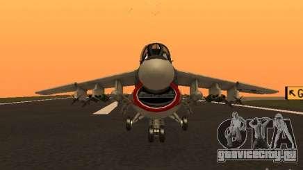 A-7 Corsair II для GTA San Andreas
