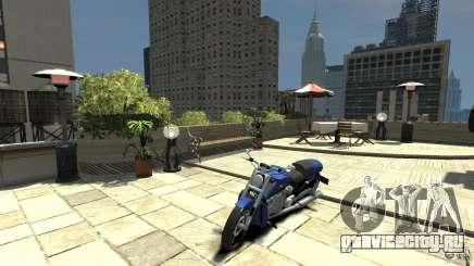 Harley Davidson VRSCF V-Rod для GTA 4