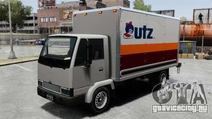 Новая реклама для грузовика Mule для GTA 4