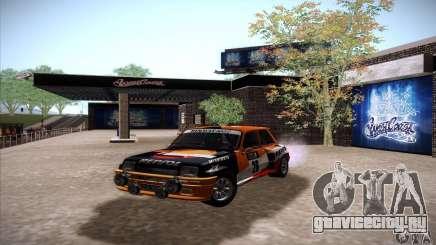 Renault 5 GT Turbo Rally для GTA San Andreas