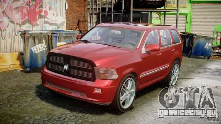 Dodge Durango [Beta] для GTA 4