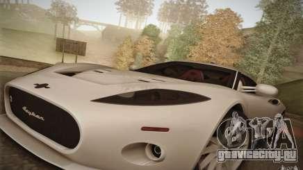 Spyker C8 Aileron для GTA San Andreas