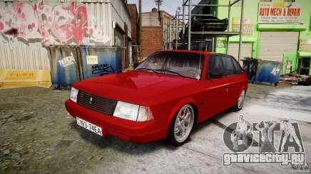 АЗЛК-2141 Москвич STR v2.1 для GTA 4