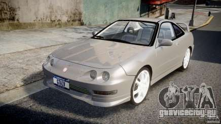 Acura Integra Type-R для GTA 4