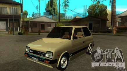 Daihatsu Cuore 1981 для GTA San Andreas