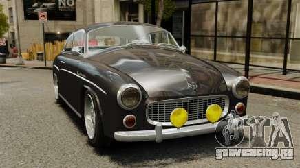Syrena Coupe V8 для GTA 4
