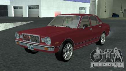 Toyota Cressida для GTA San Andreas