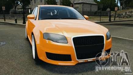 Audi RS4 EmreAKIN Edition для GTA 4