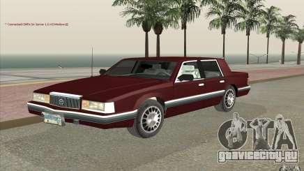 Chrysler Dynasty для GTA San Andreas
