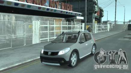 Renault Sandero v2.0 для GTA 4