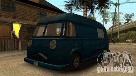 Гражданский Hotdog Van для GTA San Andreas