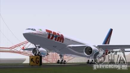 Airbus A330-223 TAM Airlines для GTA San Andreas